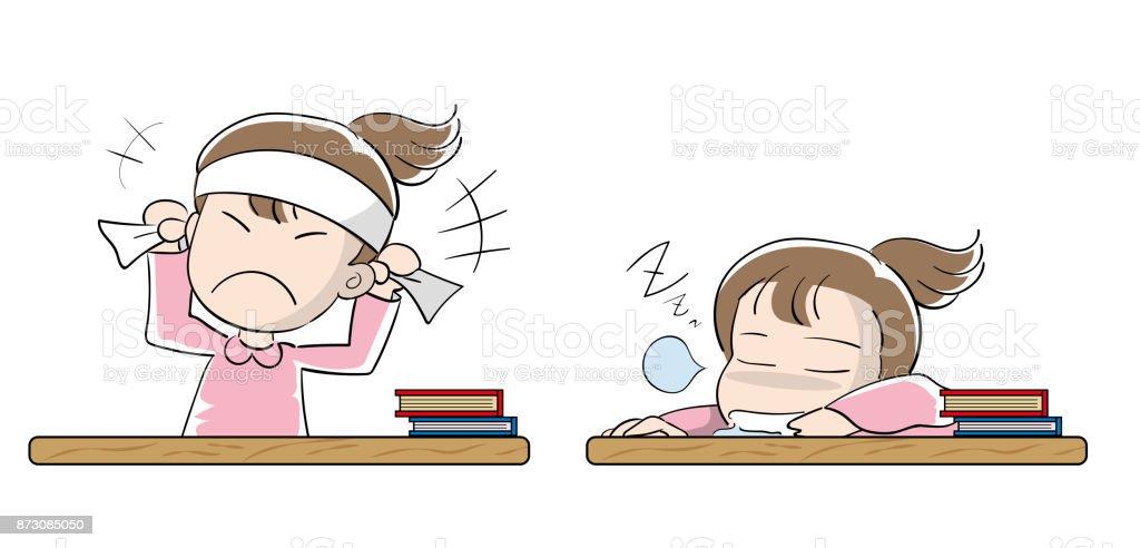 laziness in school