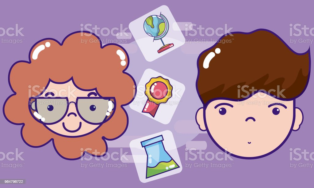 Students and school cartoons royalty-free students and school cartoons stock vector art & more images of adult