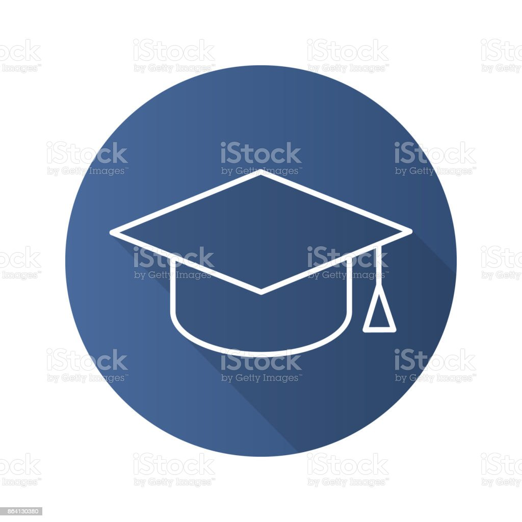 Student's hat icon royalty-free students hat icon stock vector art & more images of backpack
