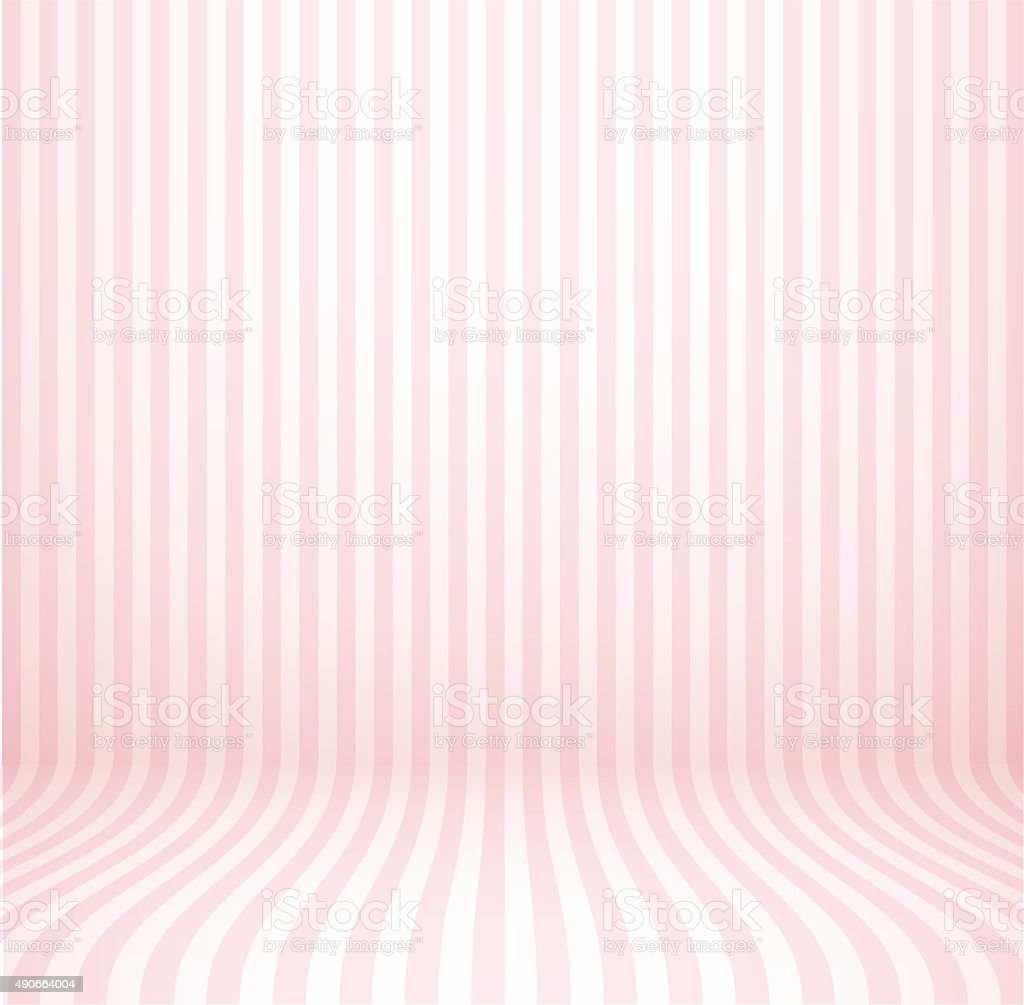 Studio backdrop vector art illustration