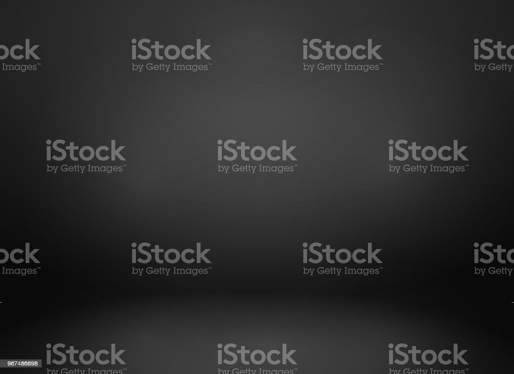 studio black mockup vector art illustration