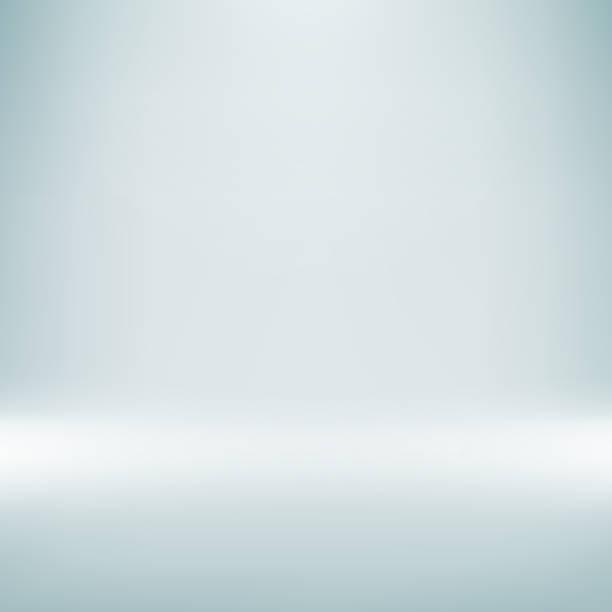 Studio photo background. Spotlight room backdrop vector art illustration