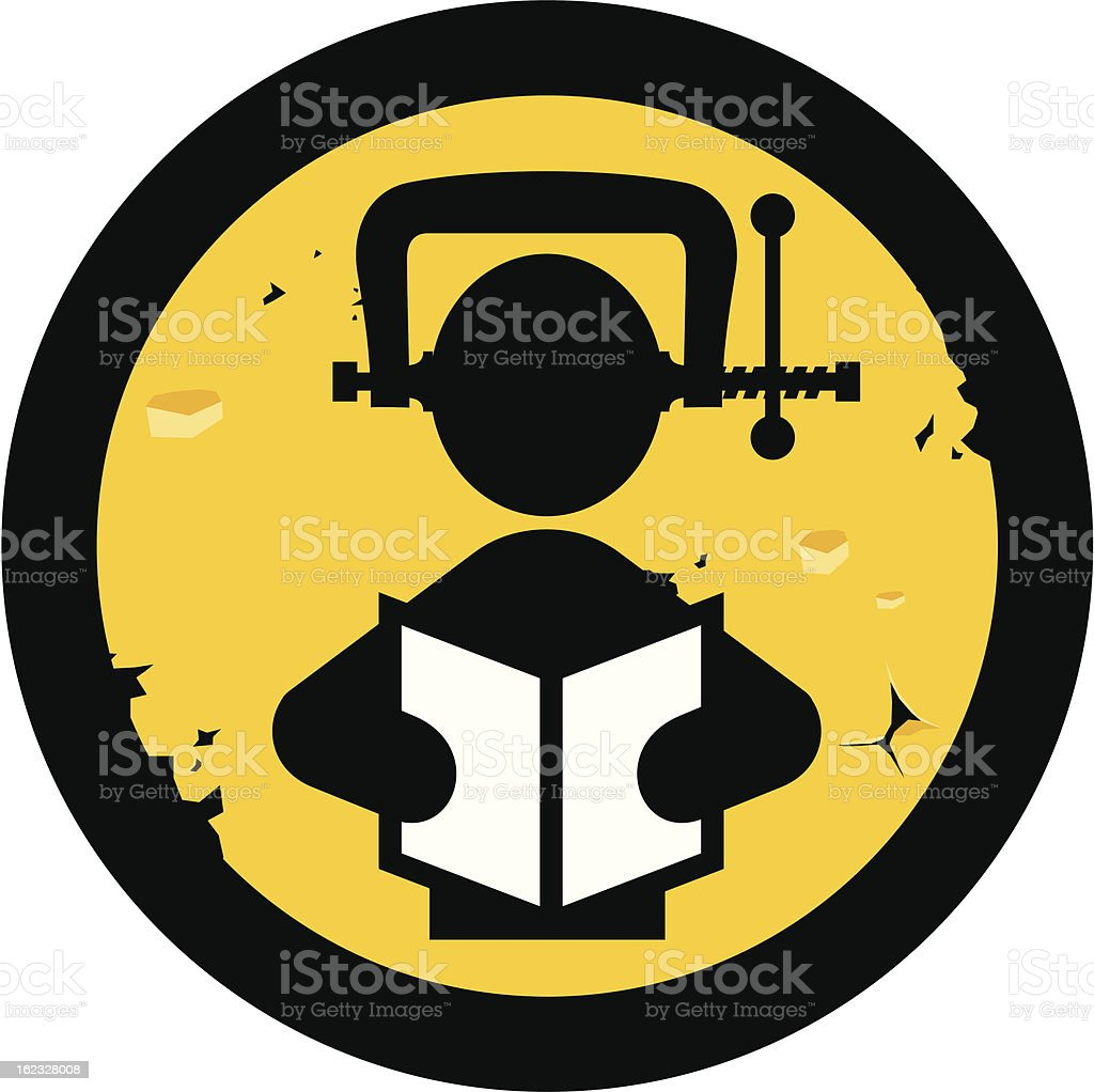 Study sign royalty-free study sign stock vector art & more images of book