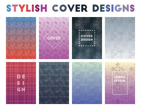 Stylish Cover Designs.