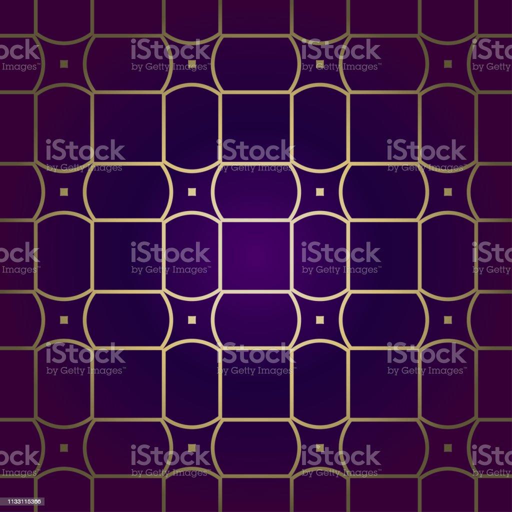 Vetores De Textura Geometrica A Moda Repetindo O Fundo Com