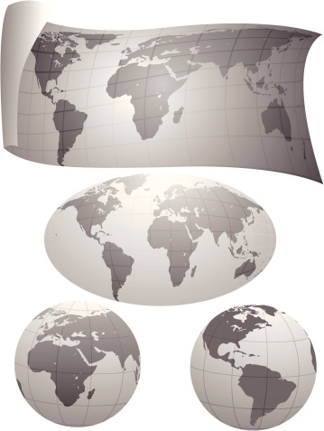 Stylish Map Collection