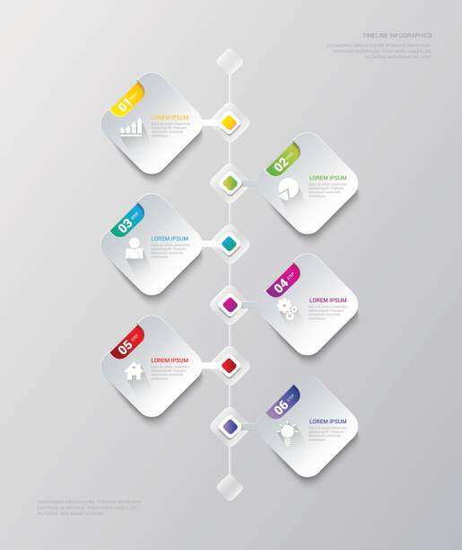 Royalty Free Network Tree Concept Map Clip Art Vector Images