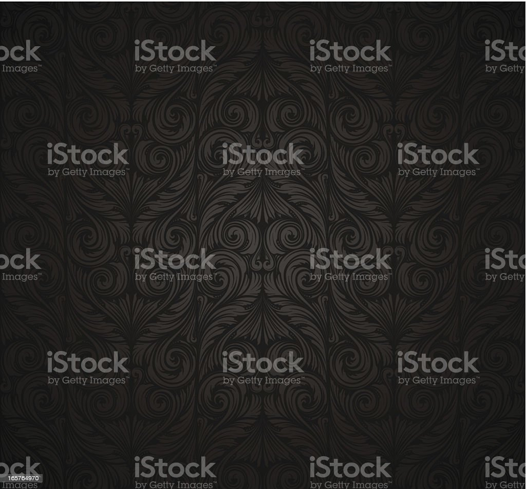 Stylish wallpaper background royalty-free stylish wallpaper background stock vector art & more images of arts culture and entertainment