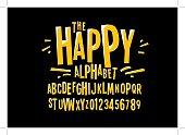 istock Stylized alphabet 824198110