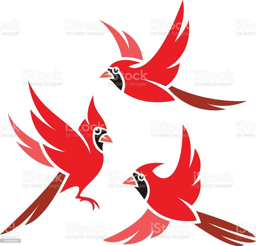 royalty free cardinal clip art vector images illustrations istock rh istockphoto com cardinal clipart free clipart cardinal on branch