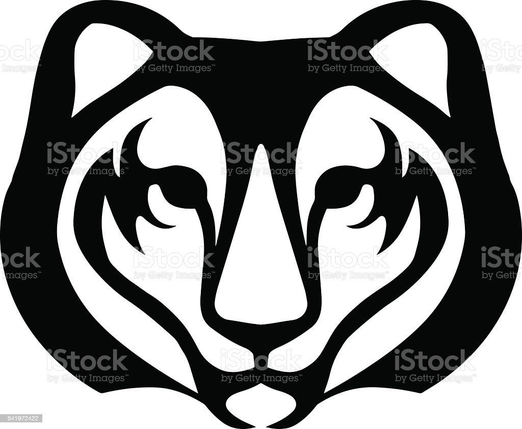 stylized black silhouette logo lion tiger stock vector art more Famous Logo Black G stylized black silhouette logo lion tiger royalty free stylized black silhouette logo lion tiger