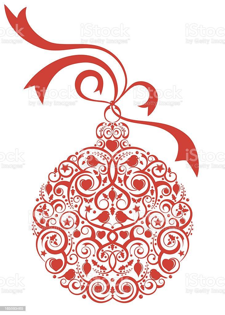 Immagini Natalizie Stilizzate.Decorazione Di Natale Stilizzato Immagini Vettoriali Stock E Altre