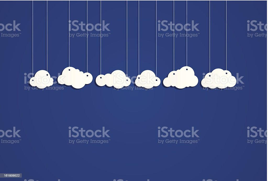 stylized clouds royalty-free stylized clouds stock vector art & more images of abstract