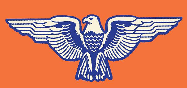 Stylized Eagle