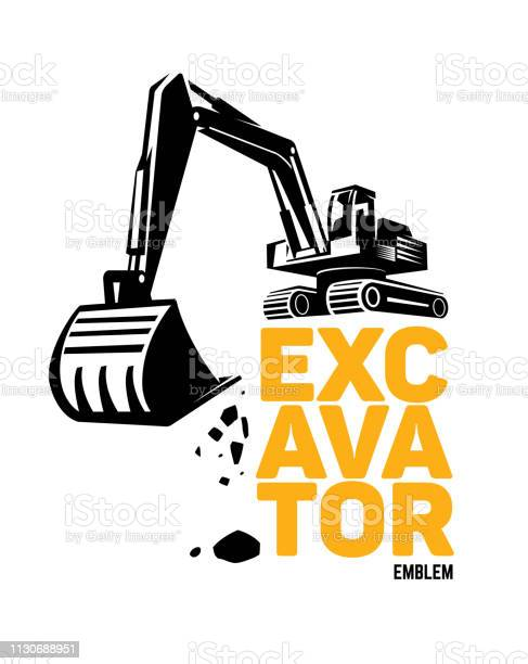 Wow 22+ Gambar Kartun Excavator - Gani Gambar