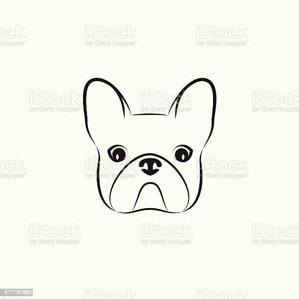 Stylized head of a dog on light background vector id477791880?b=1&k=6&m=477791880&s=612x612&h=9rvft4dtpn3hypfsmnw shn3uvbgejjl0wt4at3azim=