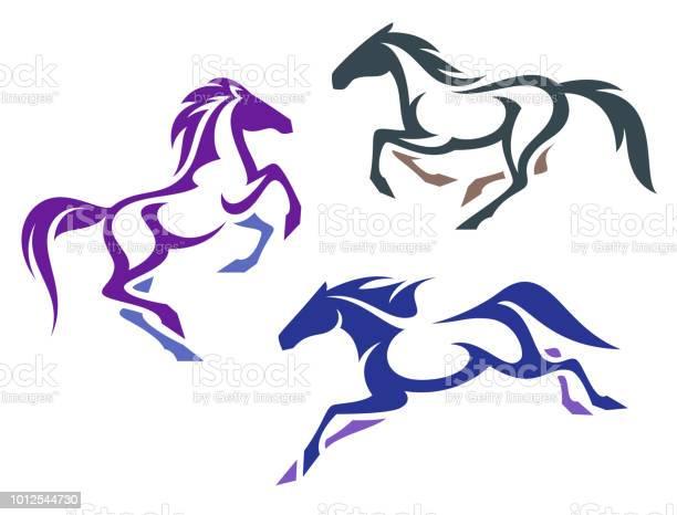 Stylized horses vector id1012544730?b=1&k=6&m=1012544730&s=612x612&h=y8ipyklkme4qg3wnphjrktmv7umhpb1pzk9a3gly7to=