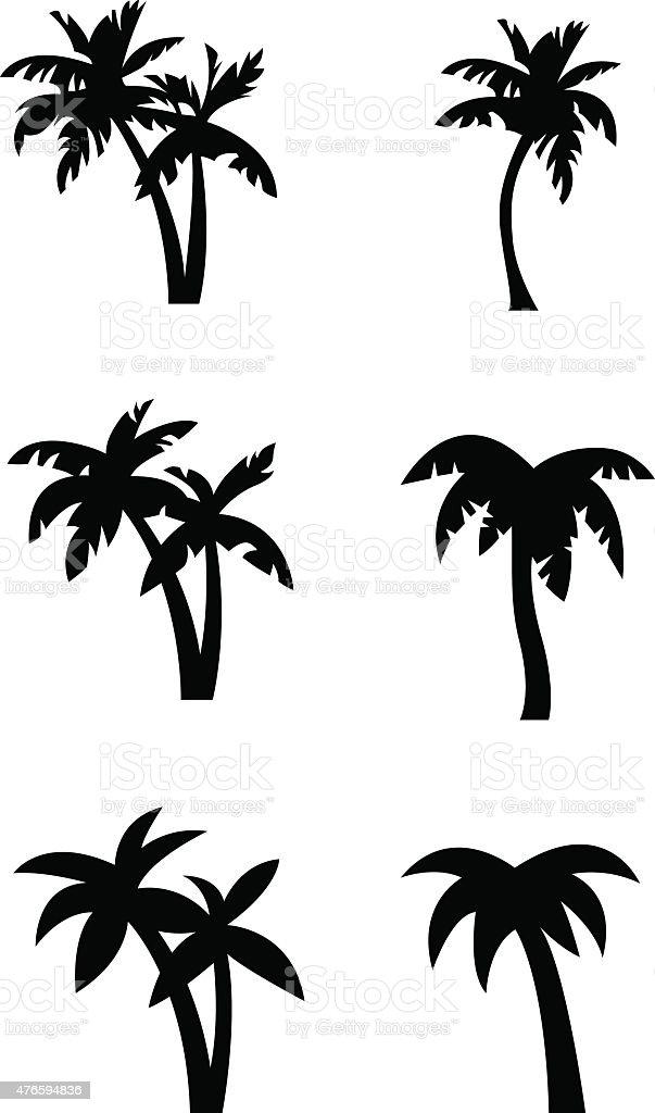 royalty free palm tree clip art vector images illustrations istock rh istockphoto com palm tree clip art free images palm tree clip art silhouette