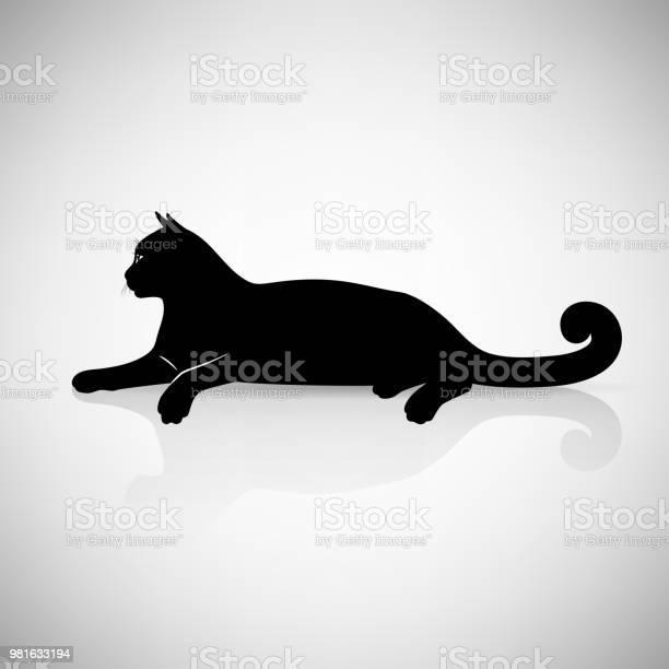 Stylized reclining cat vector id981633194?b=1&k=6&m=981633194&s=612x612&h=uopar7zmhf6 n0hyooz8ddvlxqzbmy4vyp5ye9mq2ei=