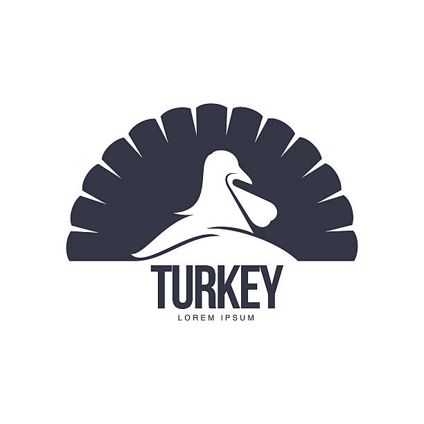 Best Turkey Feathers Illustrations, Royalty-Free Vector ...