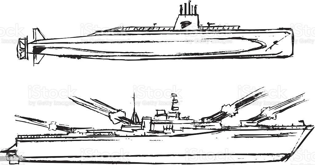 Lapiz Barco Facil De Dibujar - Ultimo Coche
