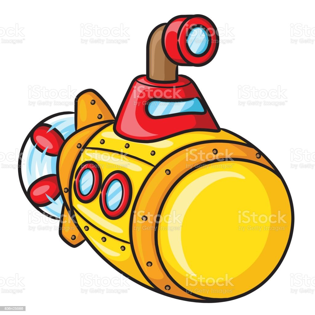 19+ Submarine Cartoon Picture Gif