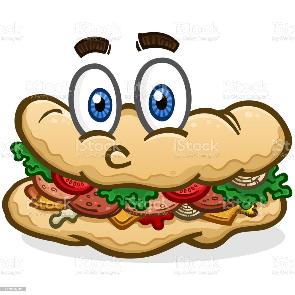 submarine sandwich cartoon character illustration stock illustration download image now istock submarine sandwich cartoon character illustration stock illustration download image now istock