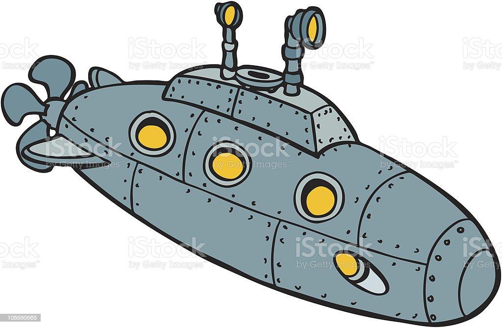 Sousmarin cliparts vectoriels et plus d 39 images de blanc - Dessin sous marin ...