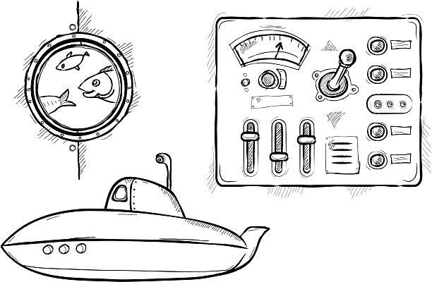 Submarine - – Vektorgrafik