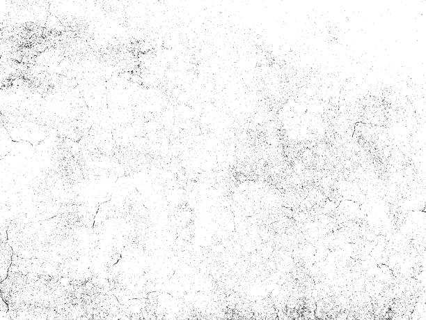 subtelna nakładka tekstury ziarna. tło wektorowe - brudny stock illustrations
