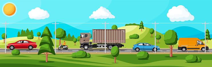 Suburban Transportation And Cargo.