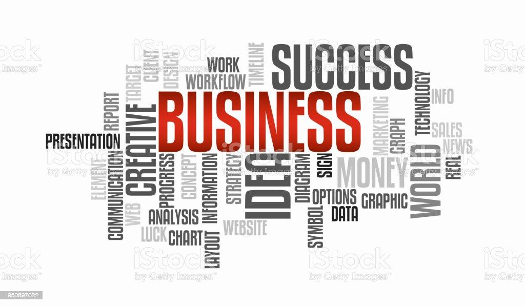 Success business idea marketing word cloud concept typography stock success business idea marketing word cloud concept typography royalty free success business idea marketing gumiabroncs Gallery