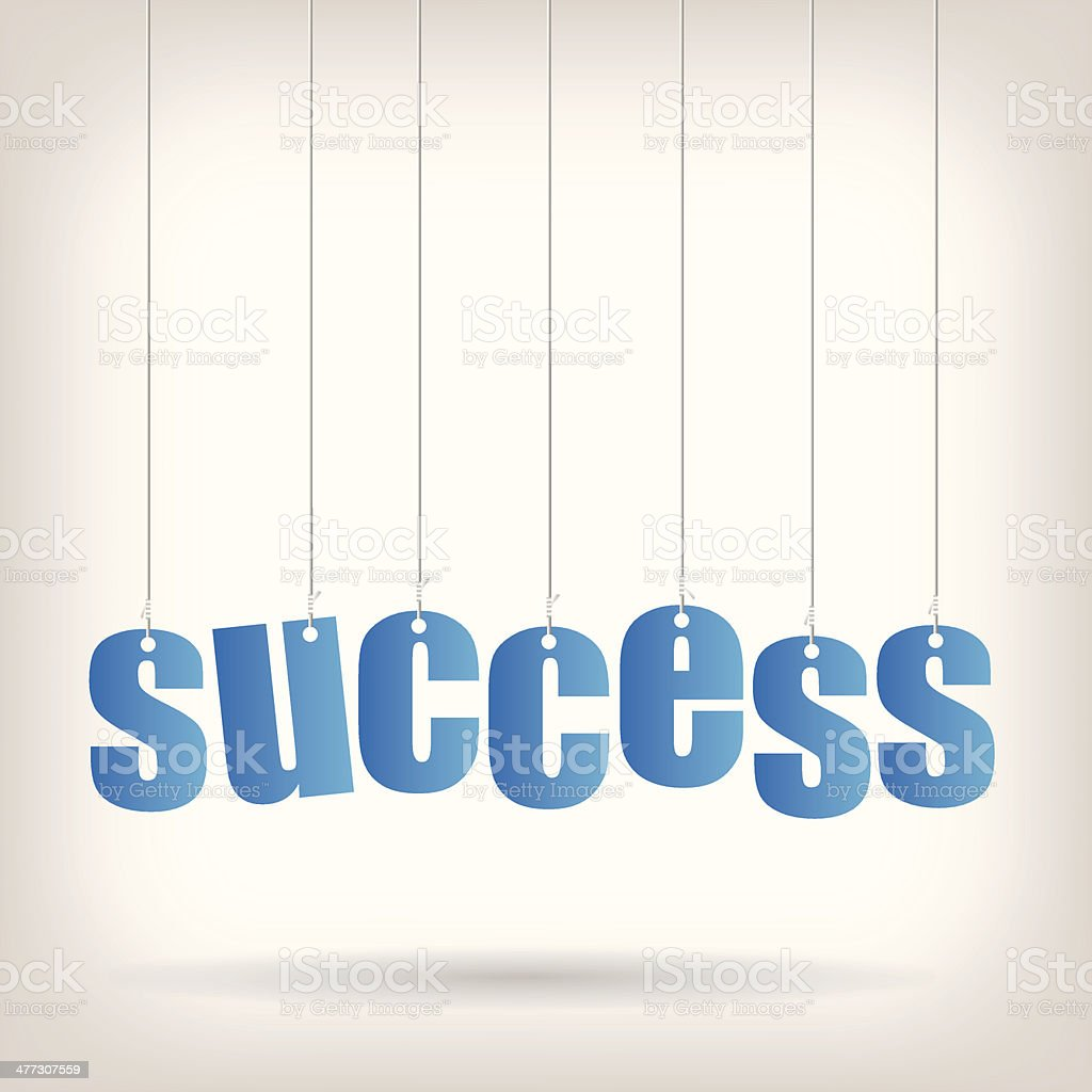 Success Illustration royalty-free success illustration stock vector art & more images of achievement