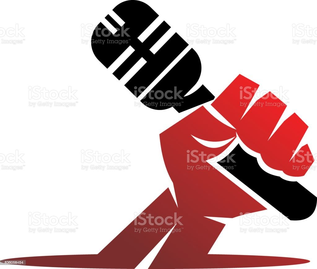 royalty free public speaking fear clip art vector images rh istockphoto com People Speaking Clip Art public speaking clipart free