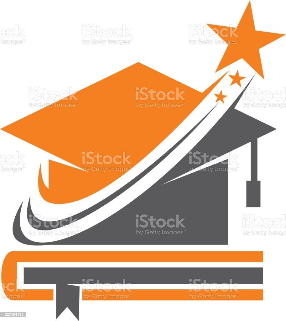 Erfolg-Studie-Lösung – Vektorgrafik