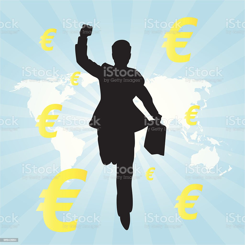 Successful Businessman royalty-free successful businessman stock vector art & more images of adult