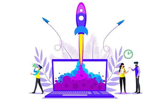 Successful launch of startup