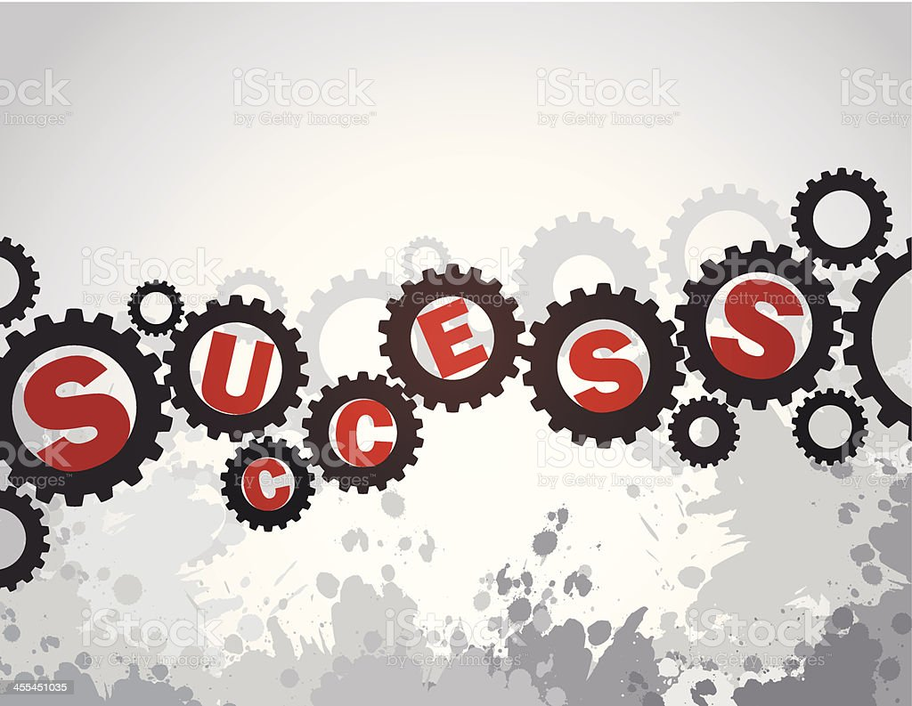 Successful solution royalty-free stock vector art