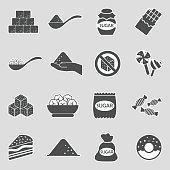 Diet, Cube, Sugar, Sweet