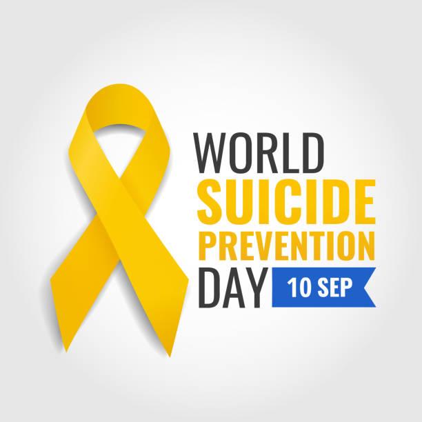 stockillustraties, clipart, cartoons en iconen met zelfmoordpreventie - zelfmoord