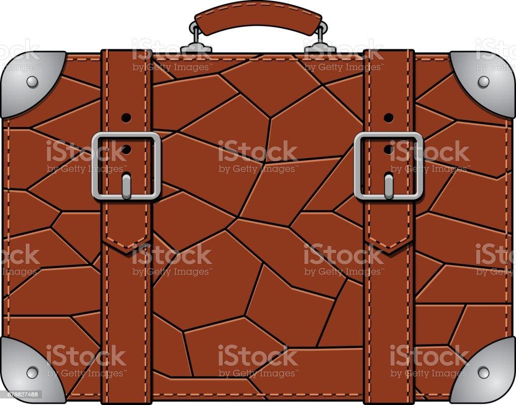 Suitcase suitcase – cliparts vectoriels et plus d'images de bagage libre de droits