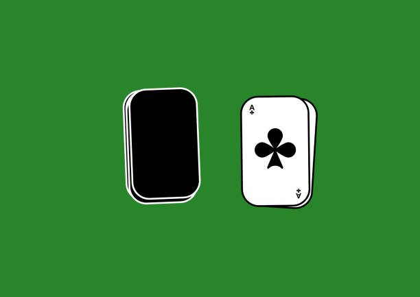 suits of a deck of playing cards on the table. peak. chirva. tambourine. clubs gaming casino. gambling place for text. template. poster. billboard. vector. ace card. trump card. game rate. - trump stock illustrations