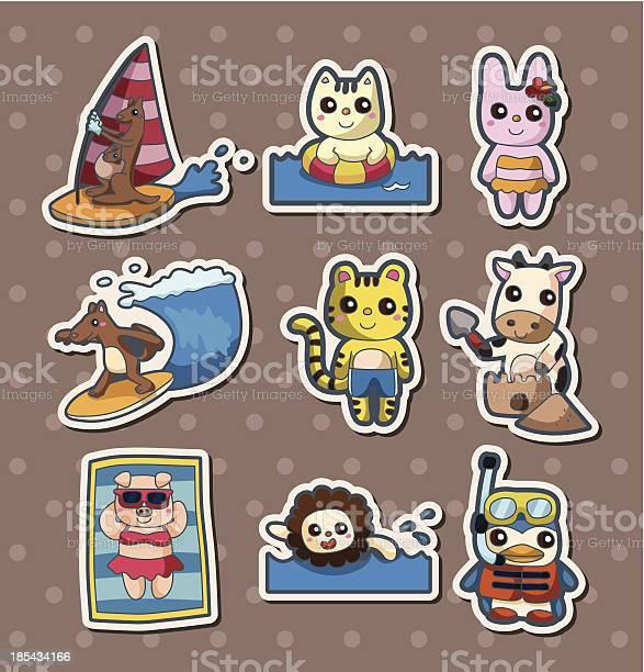 Summer animal stickers vector id185434166?b=1&k=6&m=185434166&s=612x612&h=smm yhadfbpvo7xxmblwntbhpyfjqytkdao4auj2zga=