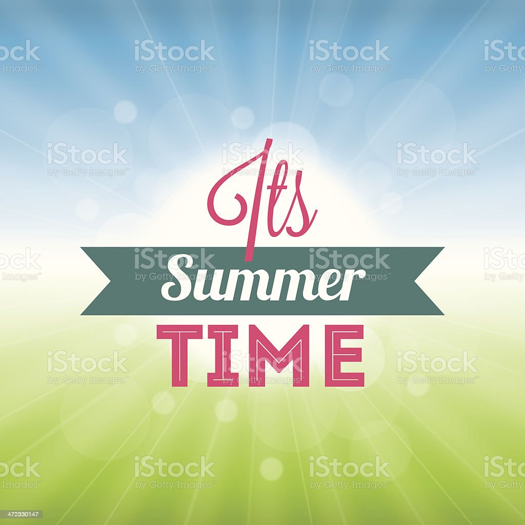 summer background royalty-free summer background stock vector art & more images of backgrounds