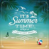Summer Background