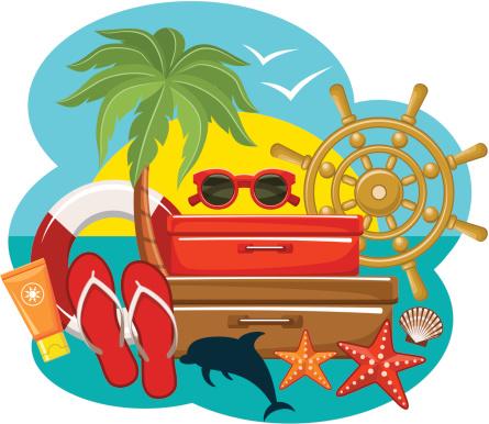 Summer beach set