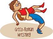 Summer . Games. Sport. Greco-Roman Wrestling