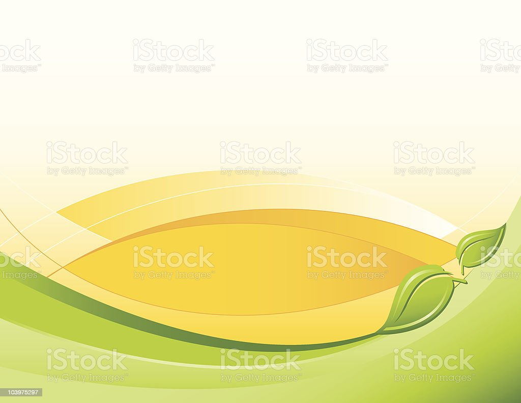 Summer Growth royalty-free stock vector art