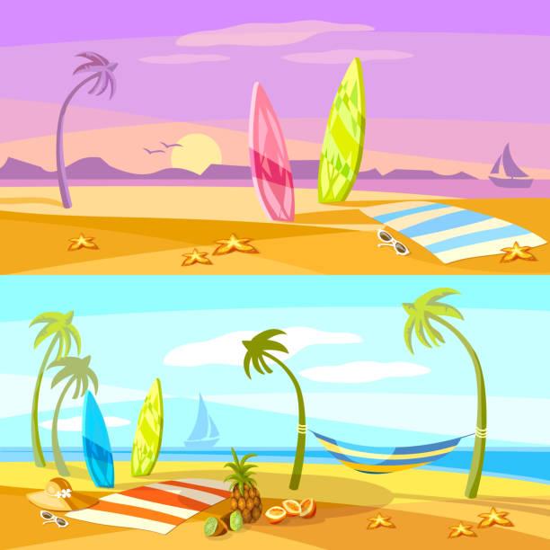 Clip Art Beach Blanket: Best Beach Towel Illustrations, Royalty-Free Vector