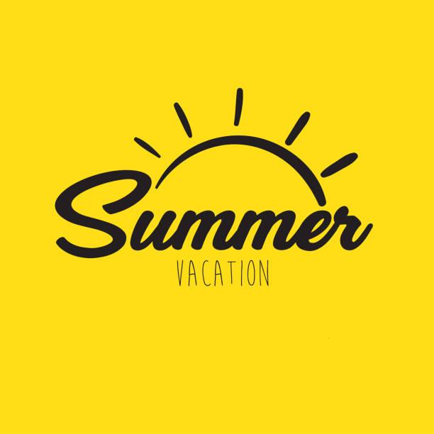 illustrazioni stock, clip art, cartoni animati e icone di tendenza di summer holiday - calore concetto